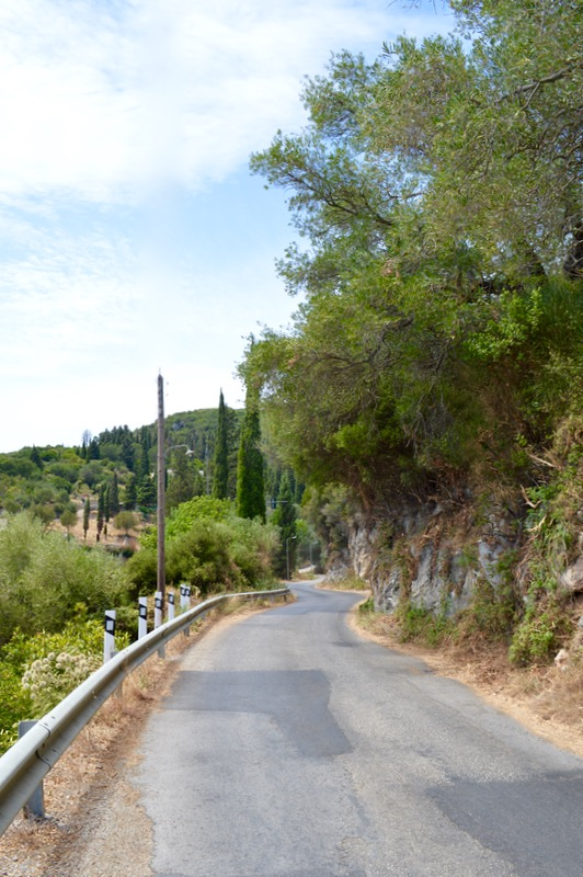 Angelokastro, castelul Ingerilor Corfu 56
