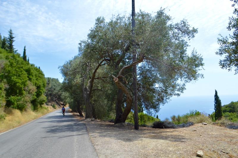 Angelokastro castelul Ingerilor Corfu 62