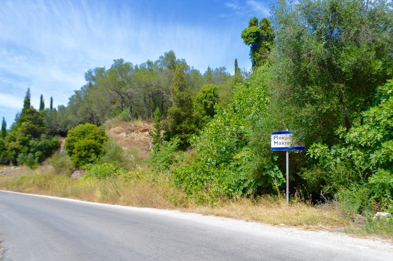 Angelokastro castelul Ingerilor Corfu 63