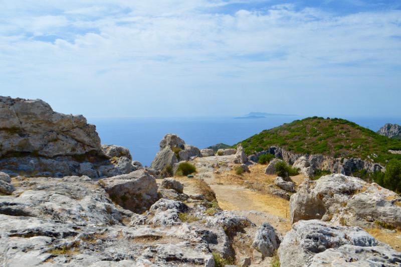 Angelokastro castelul Ingerilor Corfu 74