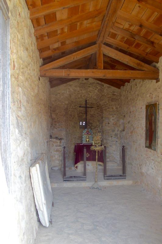 Angelokastro castelul Ingerilor Corfu 75