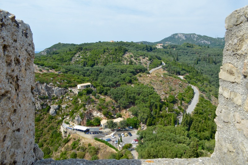 Angelokastro, castelul Ingerilor Corfu 93