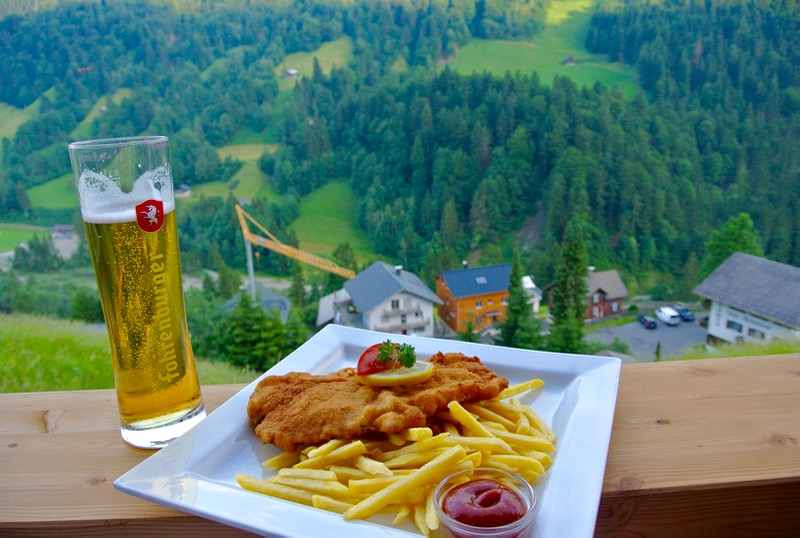 Biospherepark Grosses Walsertal Vorarlberg Austria Hoteluri si Restaurante 2