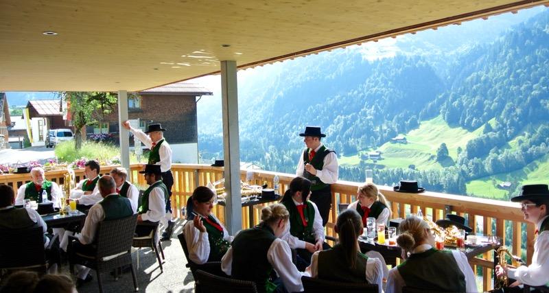 Biospherepark Grosses Walsertal Vorarlberg Austria Hoteluri si Restaurante