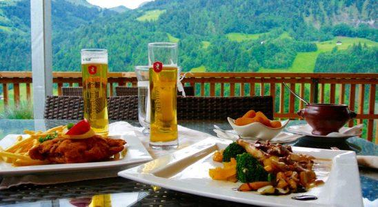 1 Biospherepark Grosses Walsertal Vorarlberg Austria Hoteluri si Restaurante