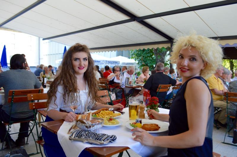 cina Bregenz Vorarlberg restaurant elegant