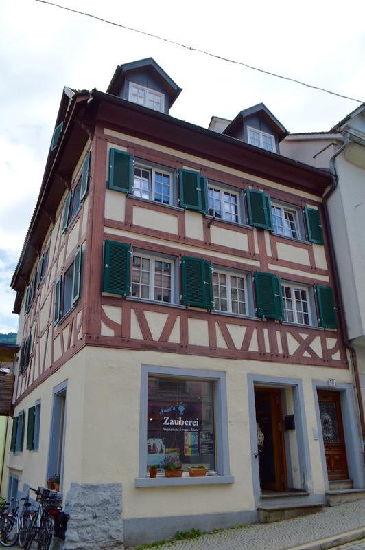 Bregenz pranz vegetarian vegan Vorarlberg Austria Hoteluri si Restaurante 1