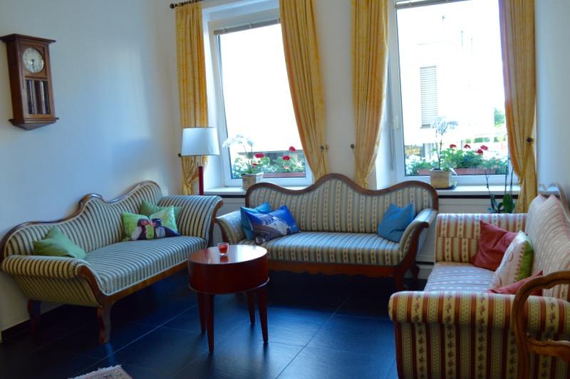 Cazare in Bregenz Hotel Garni Bodensee lobby