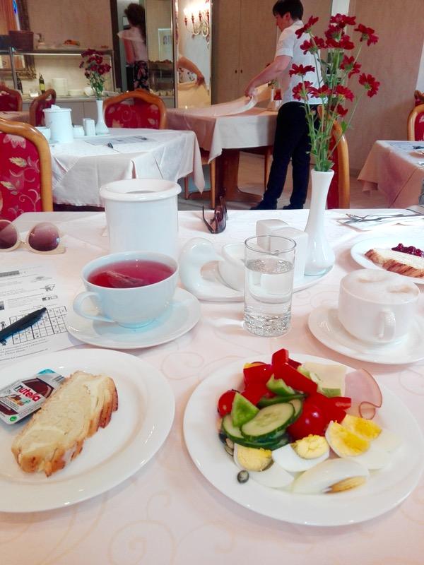 Cazare in Bregenz Hotel Garni Bodensee mic dejun 1