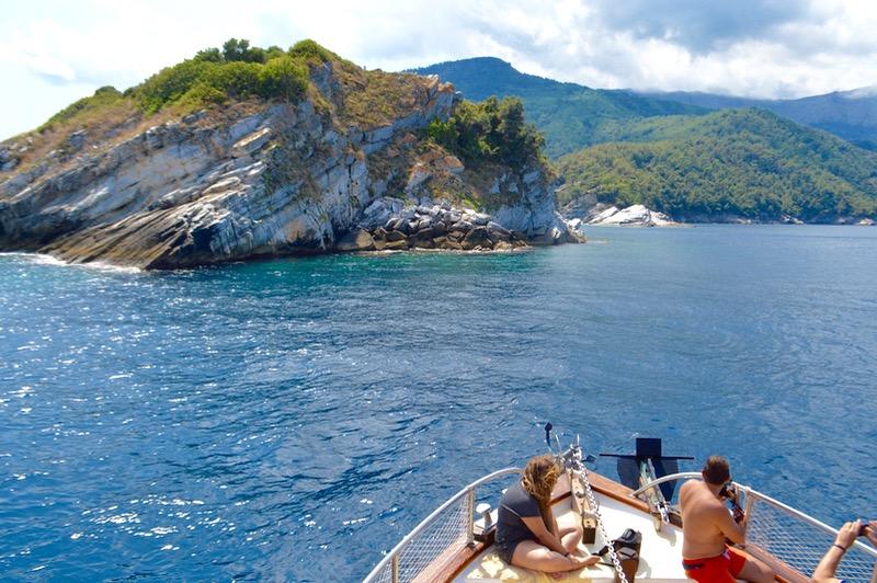 Croazia Tasso vaporas Zeus Golden Beach Hrisi Ammoudia 19