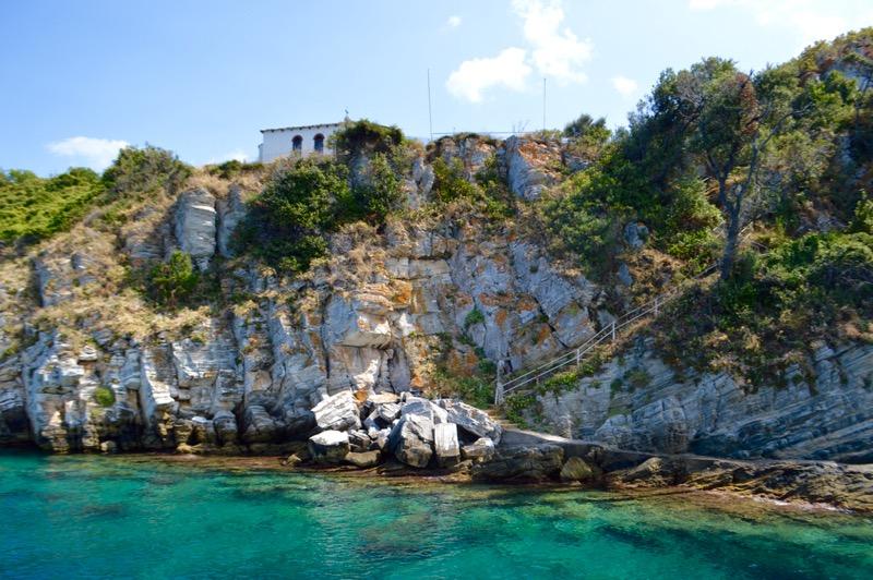 Croazia Tasso vaporas Zeus Golden Beach Hrisi Ammoudia