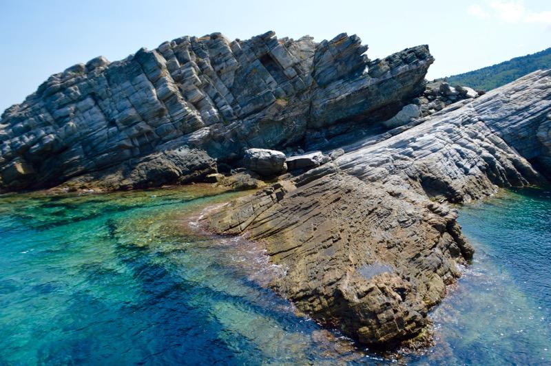 Croazia Tasso vaporas Zeus Golden Beach Hrisi Ammoudia 18