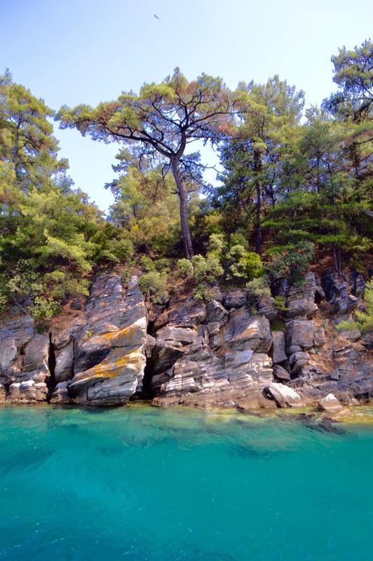 Croazia Tasso vaporas Zeus Golden Beach Hrisi Ammoudia 2