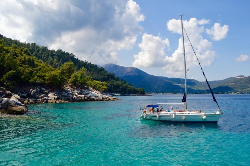 Croazia Tasso vaporas Zeus Golden Beach Hrisi Ammoudia 3