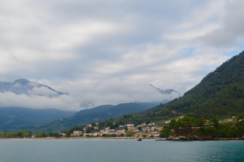 Croazia Tasso vaporas Zeus Golden Beach Hrisi Ammoudia 5