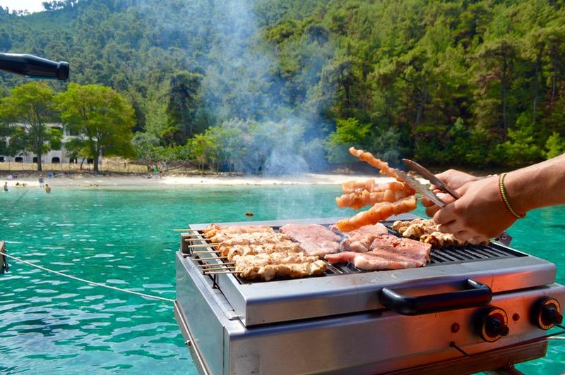 Croazia Tasso vaporas Zeus Golden Beach Hrisi Ammoudia 10