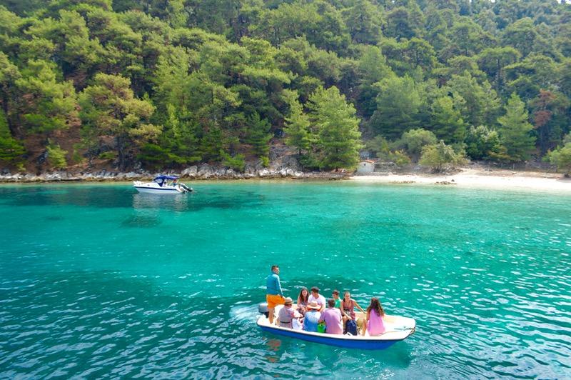 Croazia Tasso vaporas Zeus Golden Beach Hrisi Ammoudia 11