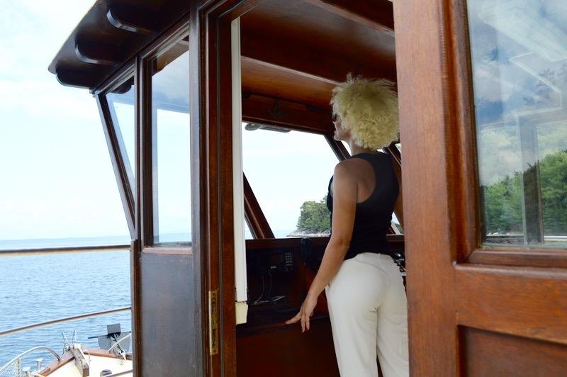 Croazia Tasso vaporas Zeus Golden Beach Hrisi Ammoudia 13