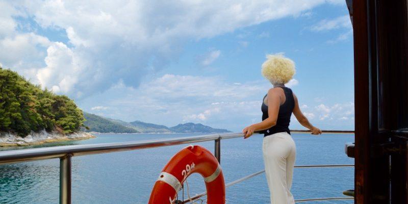 Croazia Tasso vaporas Zeus Golden Beach Hrisi Ammoudia 14