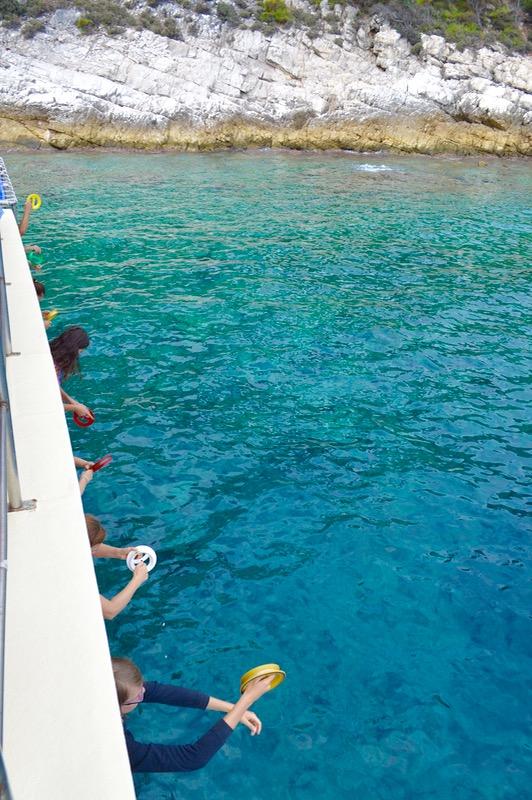 Croazia Tasso vaporas Zeus Golden Beach Hrisi Ammoudia 7
