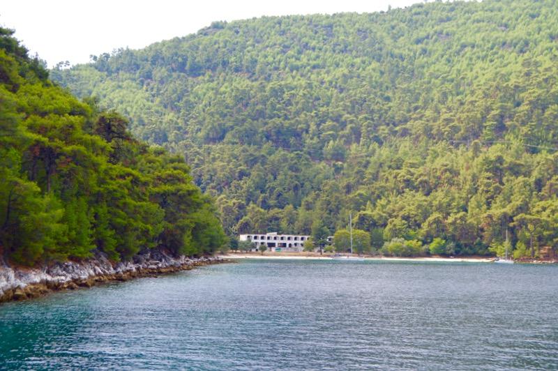 Croazia Tasso vaporas Zeus Golden Beach Hrisi Ammoudia 8