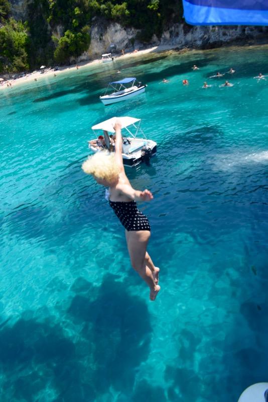 Excursie Sivota Laguna Albastra din insula Corfu 40
