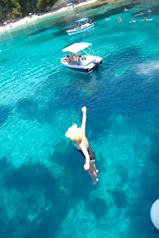 Excursie Sivota Laguna Albastra din insula Corfu 39