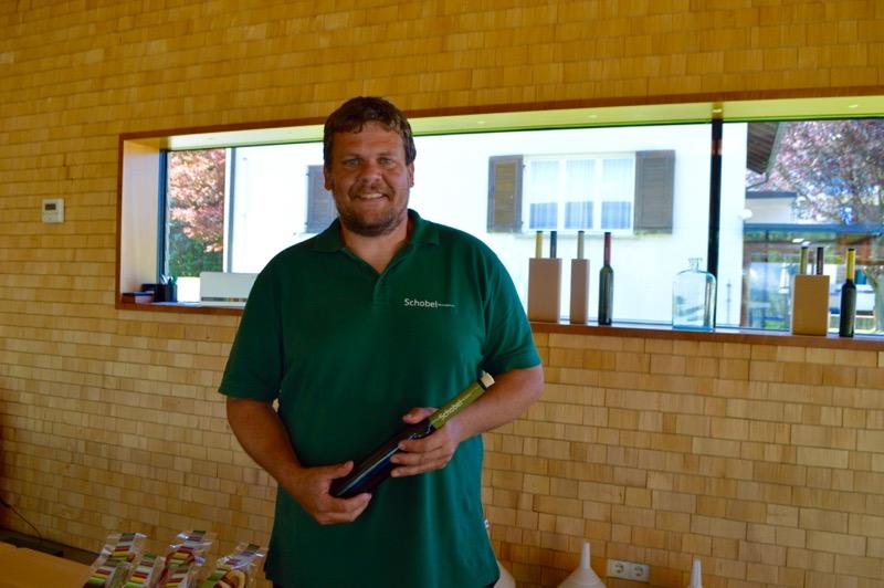 Schnapps si cele mai bune fructe uscate la Harald Schobel Vorarlberg 7