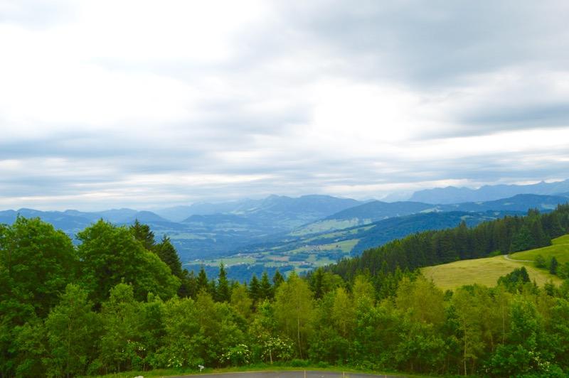 telecabina pe muntele Pfander Bregenz Vorarlberg 11