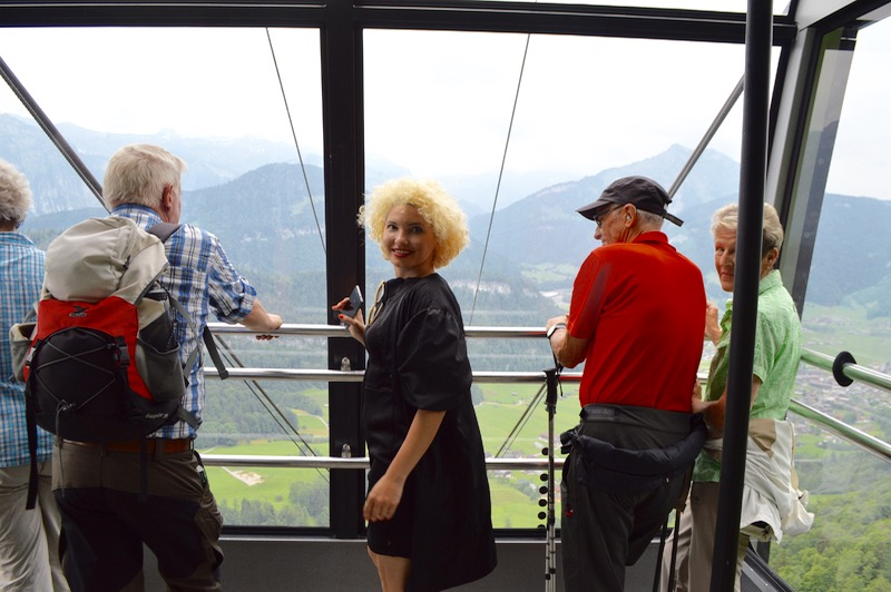 Baumgarten telecabina drumetie ghid Bregenzerwald Vorarlberg Austria atractii turistice1 23