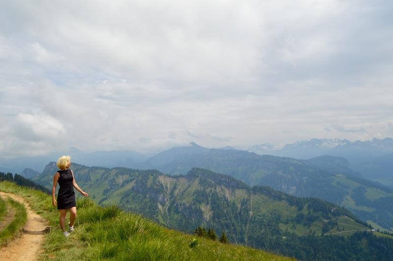 Baumgarten telecabina drumetie ghid Bregenzerwald Vorarlberg Austria atractii turistice1 25