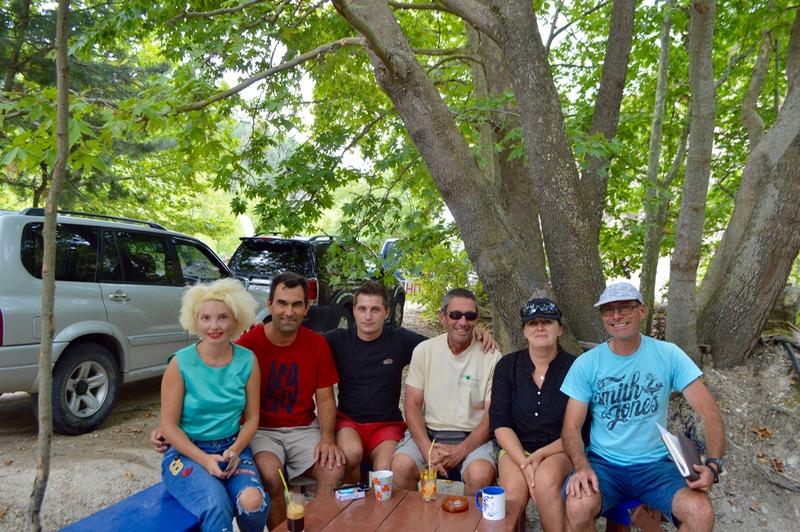 Jeep Safari Thassos varful Ypsarion excursie 1 16