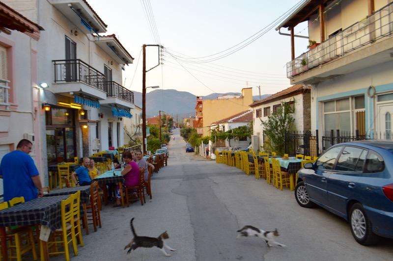 Taverna Koykoytsis Limenaria Thassos cina 3 5