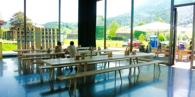 Werkraumhaus Andelsbuch in Bregenzerwald Vorarlberg pranz19 42