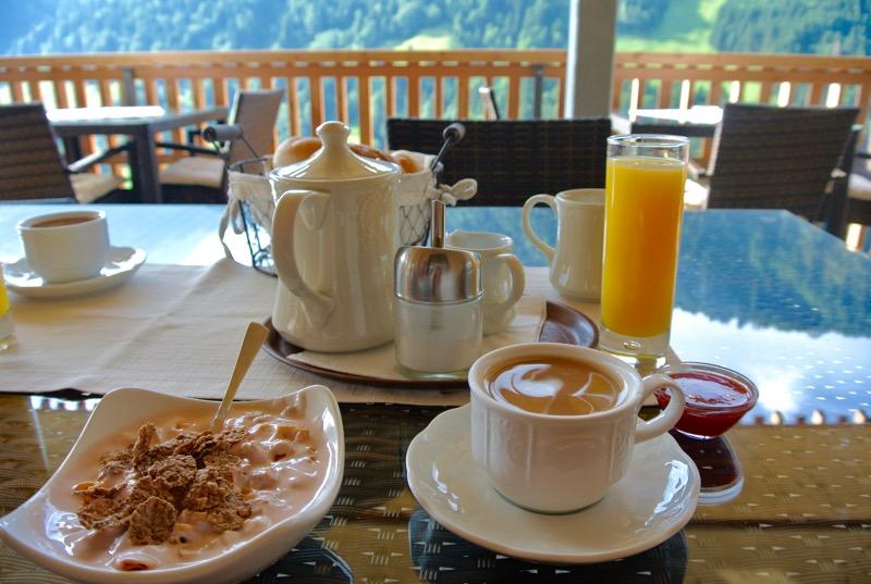Hotel Krone in parcul biosferei Grosses Walsertal Vorarlberg mancare 1 9