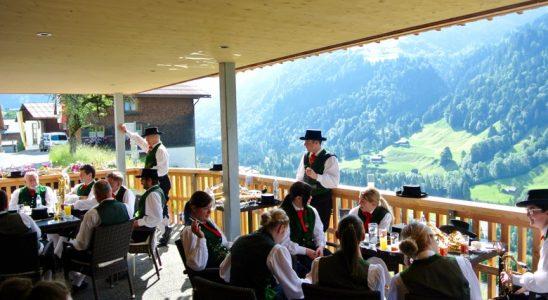 Hotel Krone in parcul biosferei Grosses Walsertal Vorarlberg 34 35