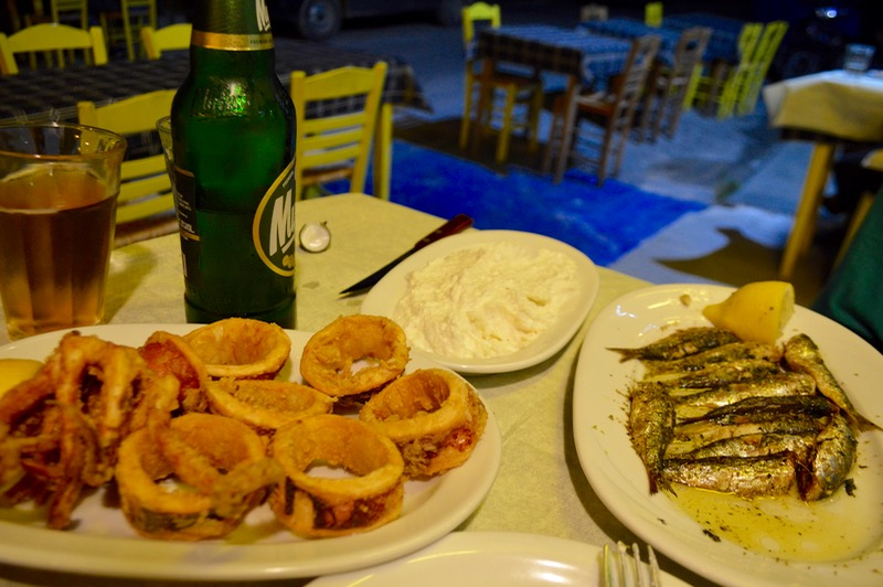 taverna thassos mancare buna ieftina limenaria 6