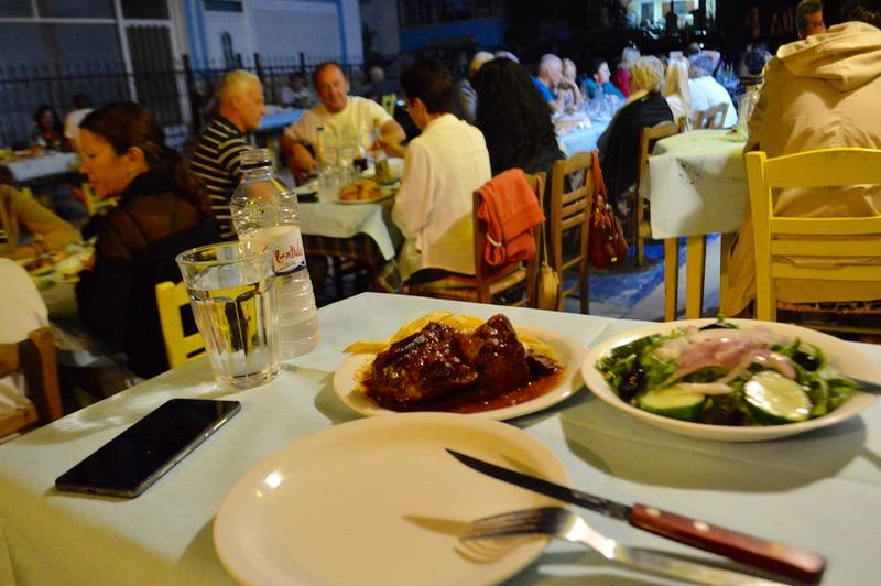 taverna thassos mancare buna ieftina limenaria