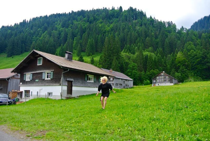 SAtul Schönenbach Bregenzerwald