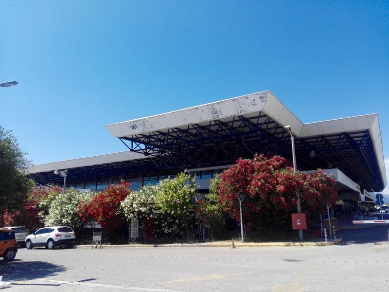 """Aeroportul Internațional Kerkyra - Corfu """"Ioannis Kapodistrias 3"""