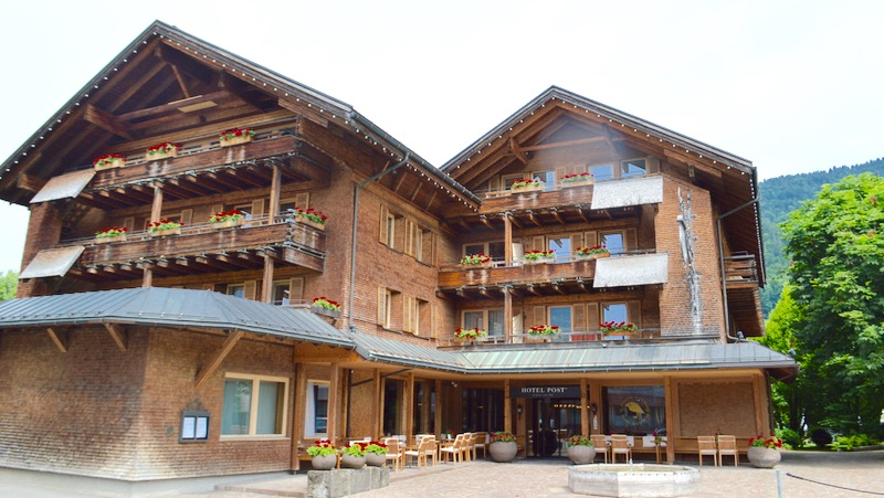 Hotel Post Brezau Susanne Kaufmann SPA
