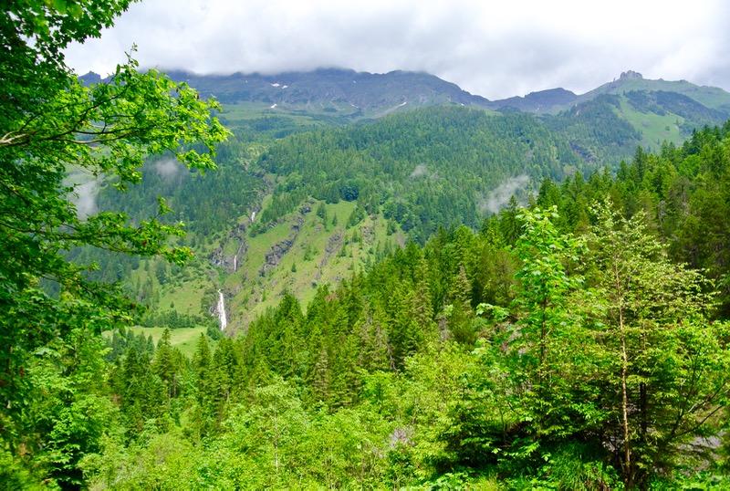 cazare grosses walsertal Detox digital la BAD Rothenbrunnen natura trasee 6