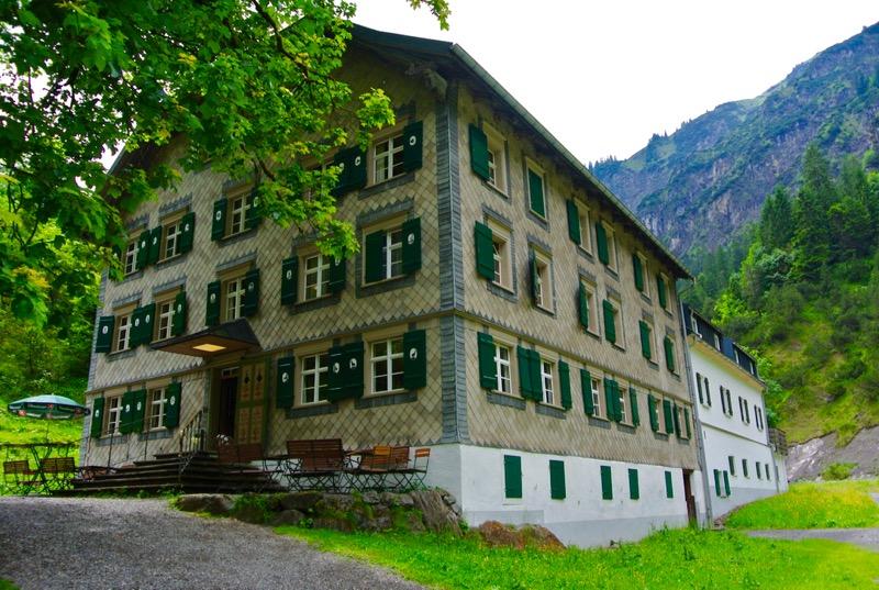 cazare grosses walsertal Detox digital la BAD Rothenbrunnen natura trasee 3