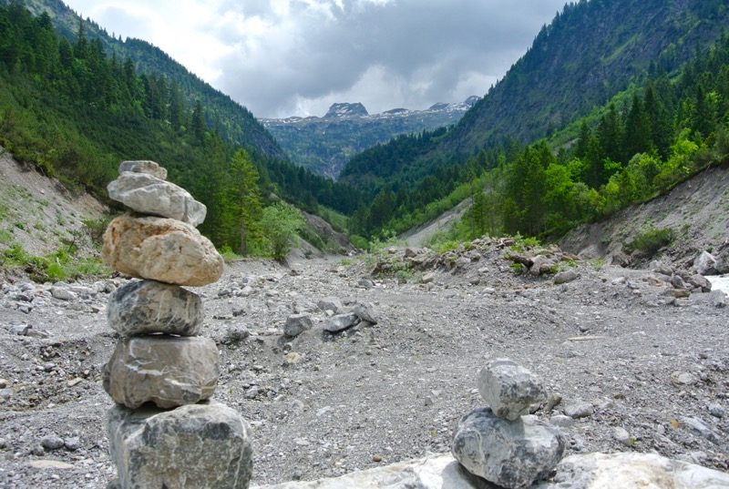 cazare grosses walsertal Detox digital la BAD Rothenbrunnen natura trasee 1