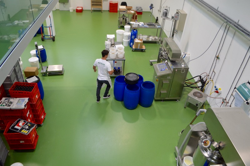 fabrica de lactate si cosmetice Ingo Metzler din Egg Vorarlberg cosmetice zer austria29 19