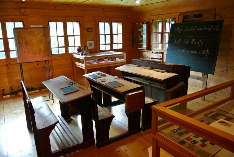 parcul rezervatie a biosferei Grosses Walsertal Vorarlberg vizitam