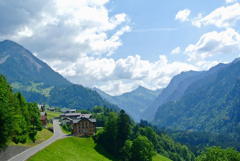 parcul rezervatie a biosferei Grosses Walsertal Vorarlberg vizitam 11