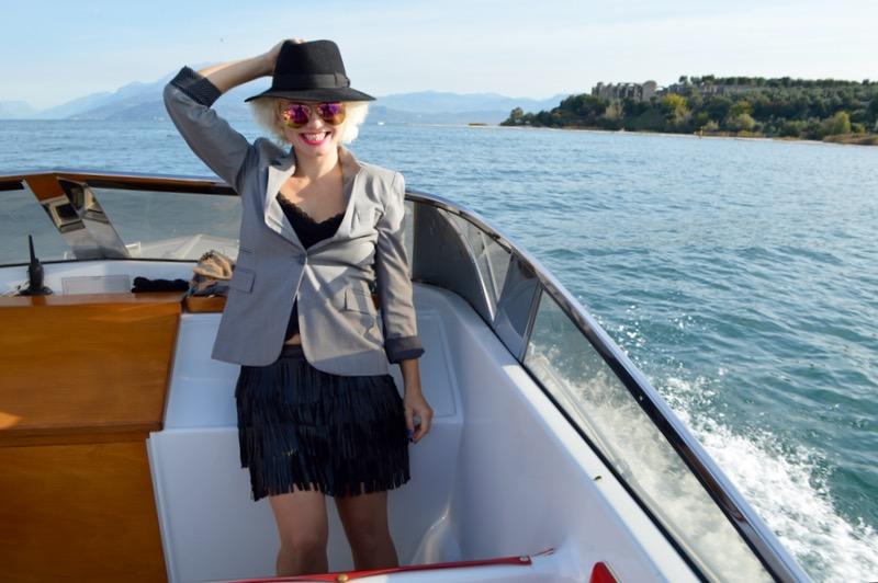 Excursie cu salupa in jurul peninsulei Sirmione 7