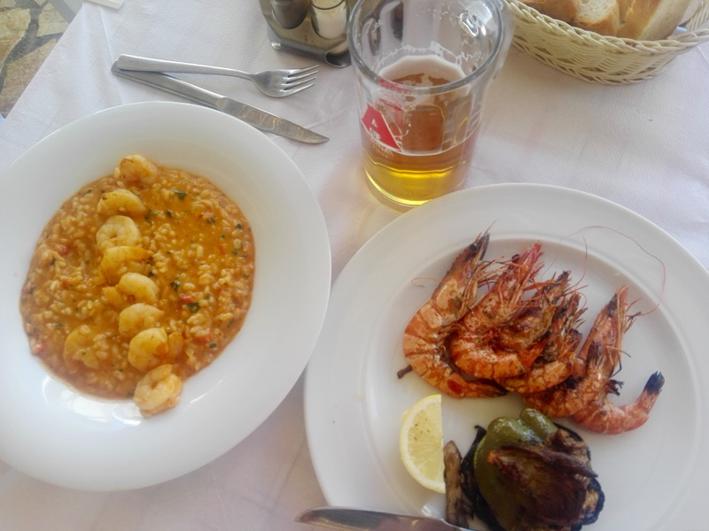 taverna genesis gaios insula paxos mancare 4