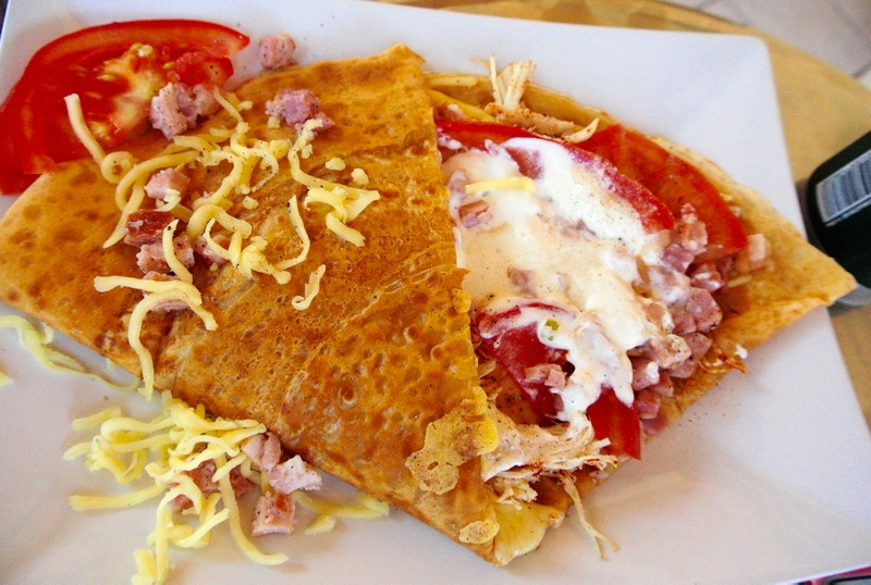 Paleokastritsa fast food